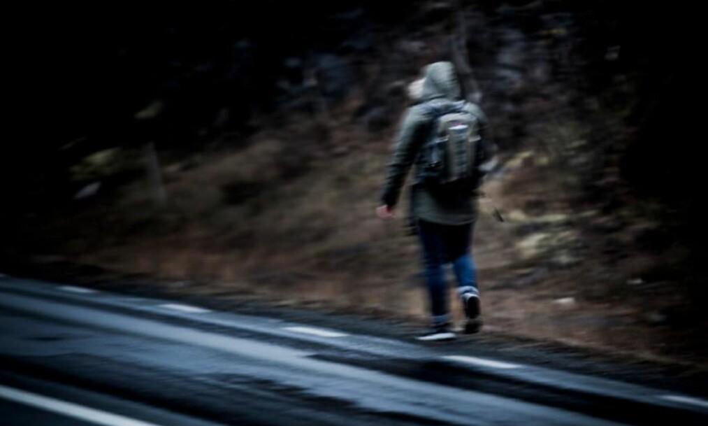 «ARMIN»: En av «oktoberbarna», på flukt fra Norge. Foto: Christian Roth Christensen / Dagbladet