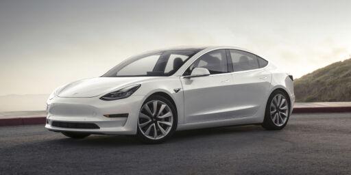 image: -«Tesla-avgiften» gjør elbilkjøperne usikre