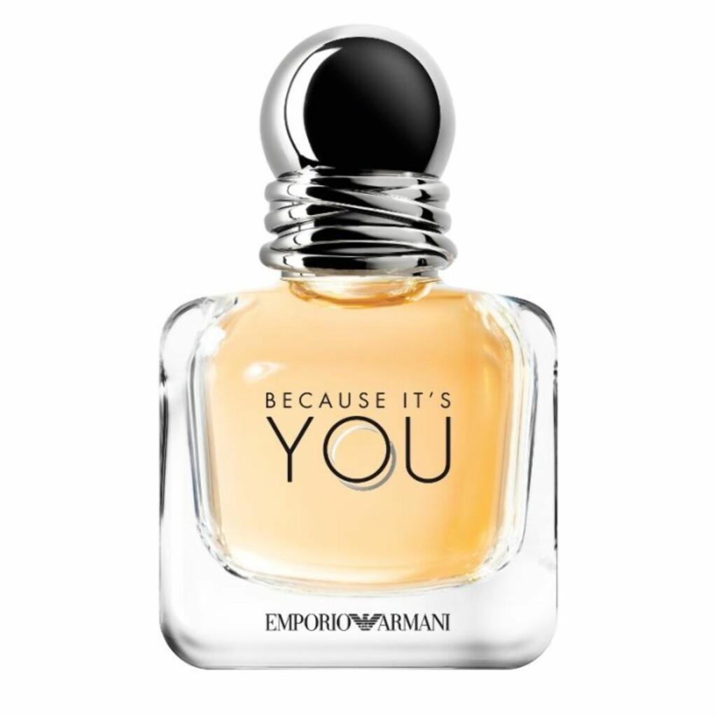 Parfyme fra Giorgio Armani via Kicks.no |495,-