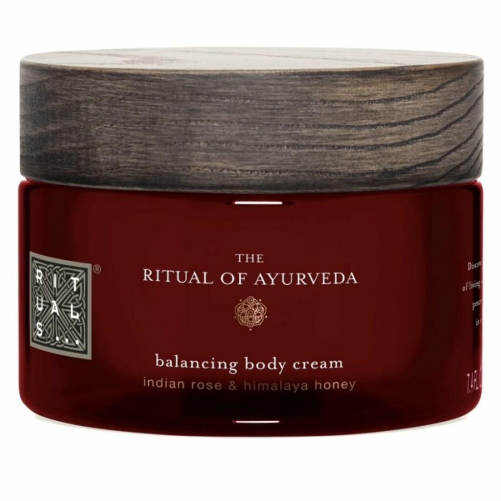 Body cream fra Rituals via Kicks.no |195,-