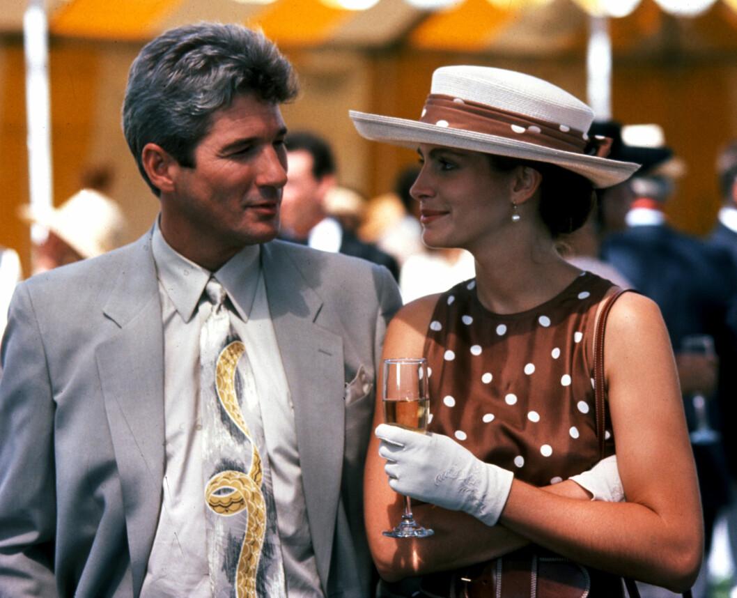 Julia Roberts og Richard Gere i filmen «Pretty Woman».