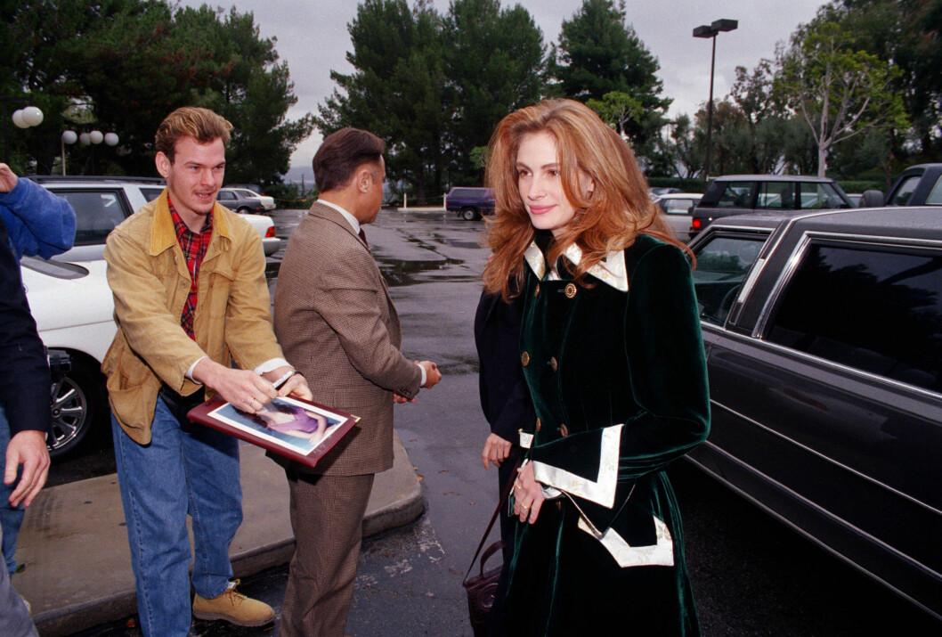 Julia Roberts i 1993.