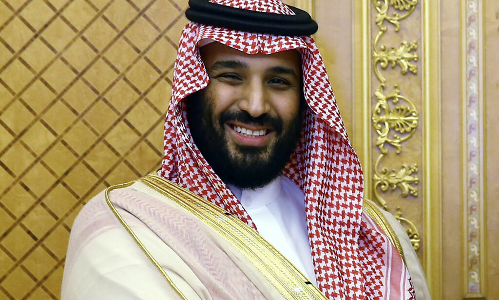 image: Saudi-Arabias kronprins varsler nye tider med moderat islam og alternativ energi