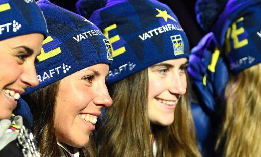 image: Har tatt Norges gamle gulloppskrift. Nå vinner snart de svenske jentene