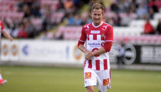 FOR SNILL: Morten Gamst Pedersen mener dagens unge fotballspillere ikke blir like herdet i samme grad som Gamstens generasjon, fordi miljøet har blitt for snilt. Foto: Rune Stoltz Bertinussen / NTB scanpix