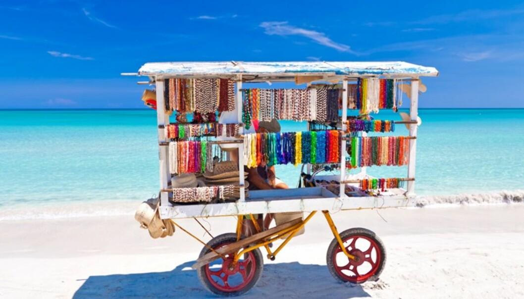 ØDE STRENDER OG KULTUR: Cuba er fult av liv, kultur og øde drømmestrender.