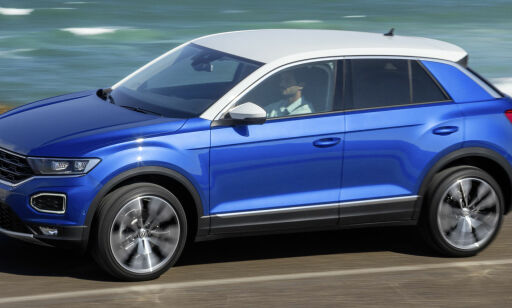 image: Test: VW T-Roc