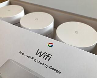 Suverent brukervennlig mesh-løsning fra Google