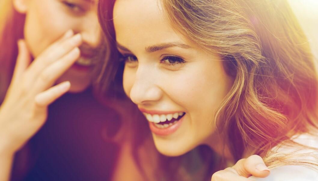 NÆRHET: Tillit er en viktig faktor i våre relasjoner med andre mennesker. Foto: Scanpix.