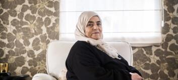 Fatima (76) raser etter å ha blitt snikfotografert: - Jeg orket ikke gå ut neste dag