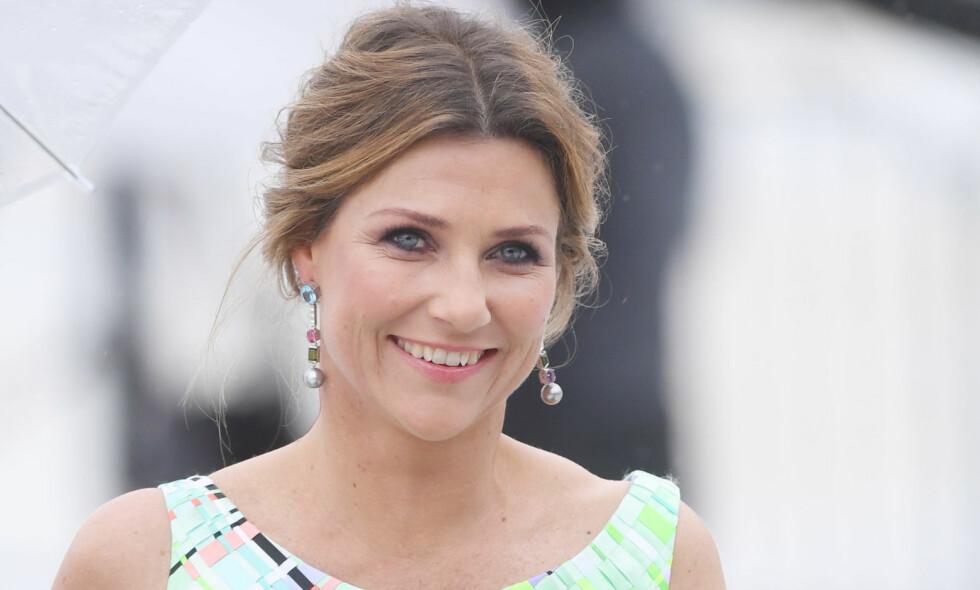<p>ØKT FORMUEN: Prinsesse Märtha Louise (46) fikk et fall i inntekten fra 2015 til 2016, men har økt formuen med to millioner kroner. Foto: NTB Scanpix  </p>