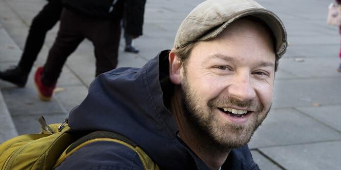 Petter «Uteligger» Nyquist forteller om selvmords-selfies og HIV-infiserte sprøyter