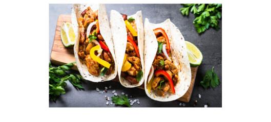 Kan taco være vår nye nasjonalrett?