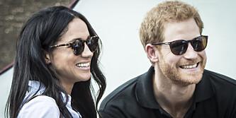 - Meghan Markle flytter inn hos prins Harry neste måned