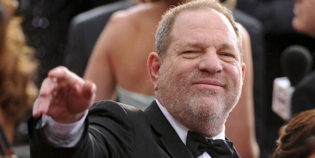 image: Hevder Weinstein visste at skandalen var på vei - skal ha hatt hemmelig «hitliste»
