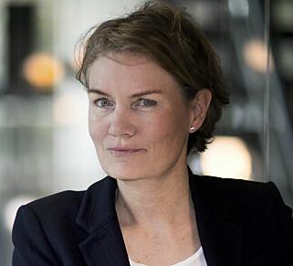 FONDET KAN FORUTSETTE ÅPENHET: Professor Caroline Dale Ditlev-Simonsen leder BIs senter for stiftelser. Foto: Torbjørn Brovold.