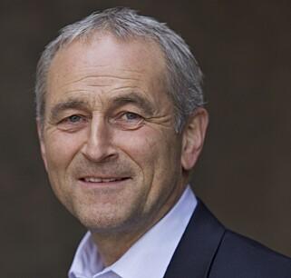 DNV GL: Kommunikasjonsdirektør Per Wiggo Richardsen. Foto: DNV GL
