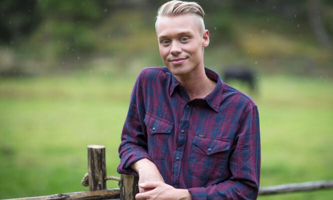 UTFORDRER: Blogger Bjørn-Erik Fatnes (22). Foto: Alex Iversen / TV 2