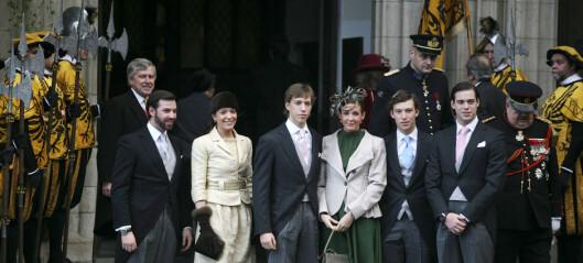 Den skitne skilsmissen ryster kongefamilien i Luxembourg: - Hun er ingen «gold digger»