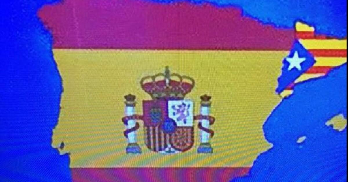 Twitter Storm Etter At Tv 2 Glemte Portugal Pa Kart Spania