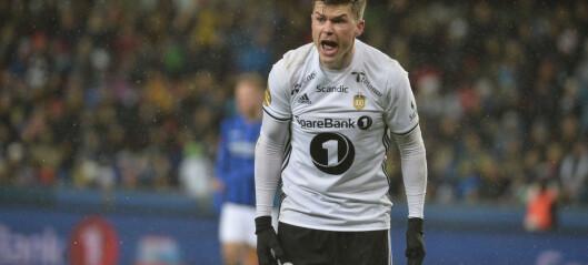Rosenborg sløste med sjansene foran et fullsatt Lerkendal