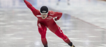 Sverre (25) er Norges store skøytehåp: - Har drømt om OL-medalje hele livet