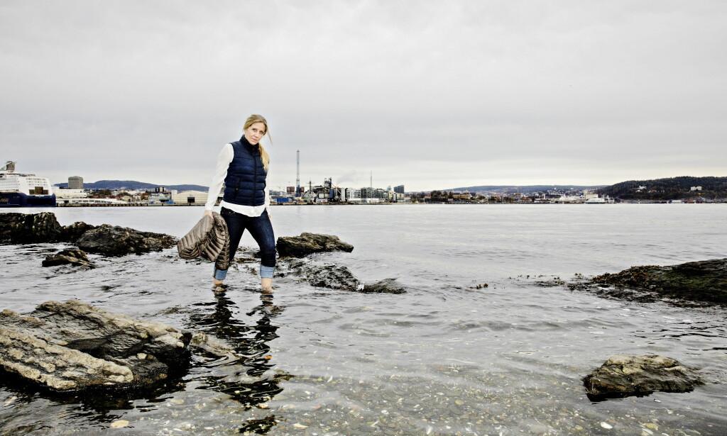 - POLITIKKEN GÅR FOR TREGT: Det mener Nina Jensen, som tar overgang til næringslivet. Foto: Nina Hansen/ Dagbladet.