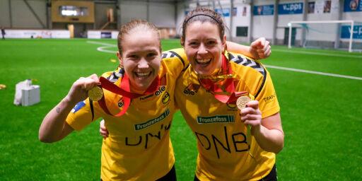 image: Når Toppserien skjerpes til 10 lag vil mye bli litt bedre for jentene