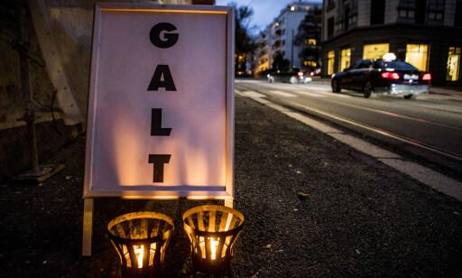 BESTE VESTKANT: Restaurant Galt har stilige lokaler sentralt på Frogner.