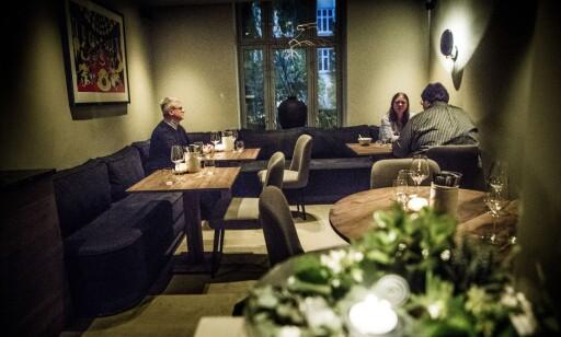 KREATIVT OG AVSLAPPET: På Galt får du avslappet, nordisk gastronomi av høy klasse. Foto: Christian Roth Christensen