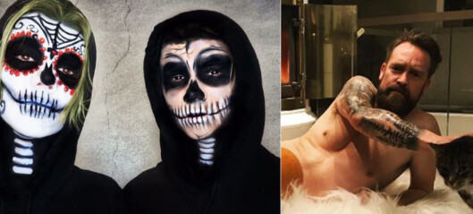 Se kjendisenes elleville halloween-kostymer