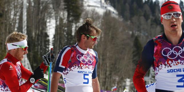 image: Kan få OL-medaljer på seremoni. Slik reagerer Northug på dopingsjokket