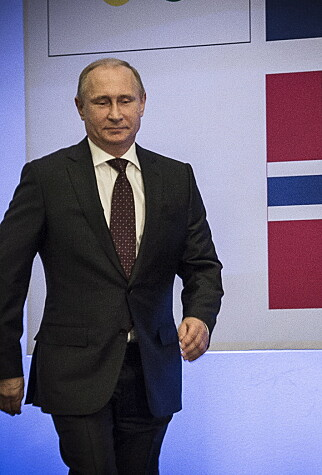 - JOBBET FOR PUTIN: Levasjov har forklart i retten at han har tatt hackeroppdrag for partiet til president Vladimir Putin. Foto: Lars Eivind Bones / Dagbladet