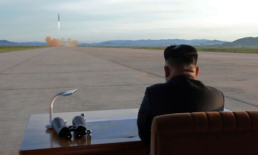image: Sør-Korea advarer: Tror Kim forbereder nye tester