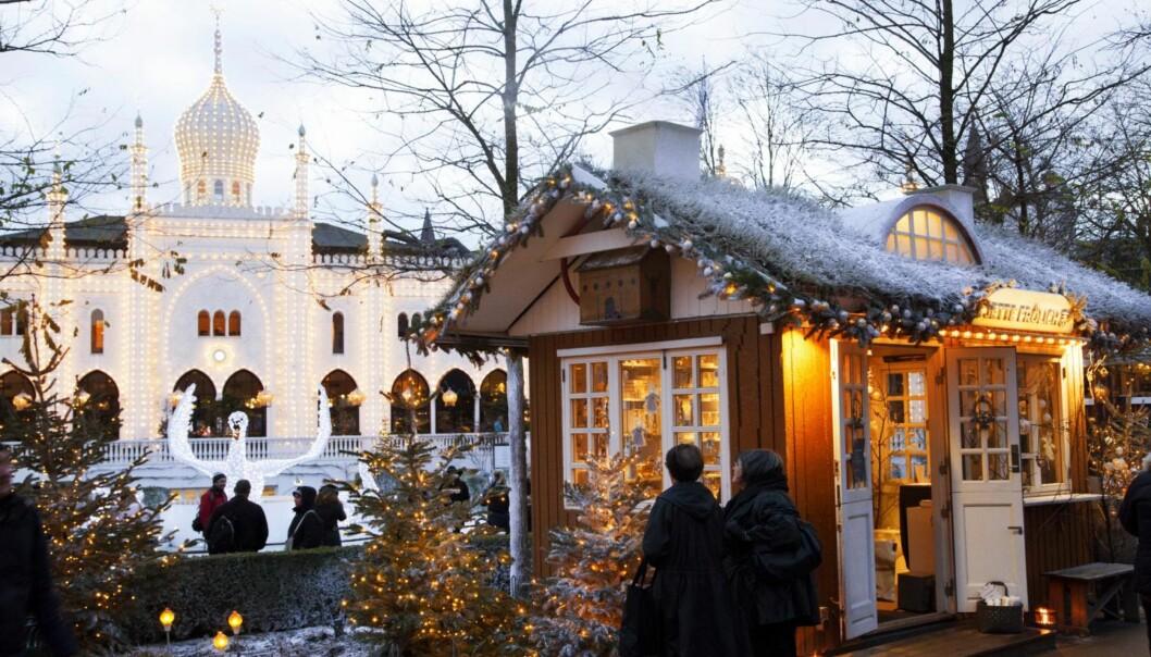 KØBENHAVN: I København kan du velge og vrake mellom en lang rekke julemarkeder.