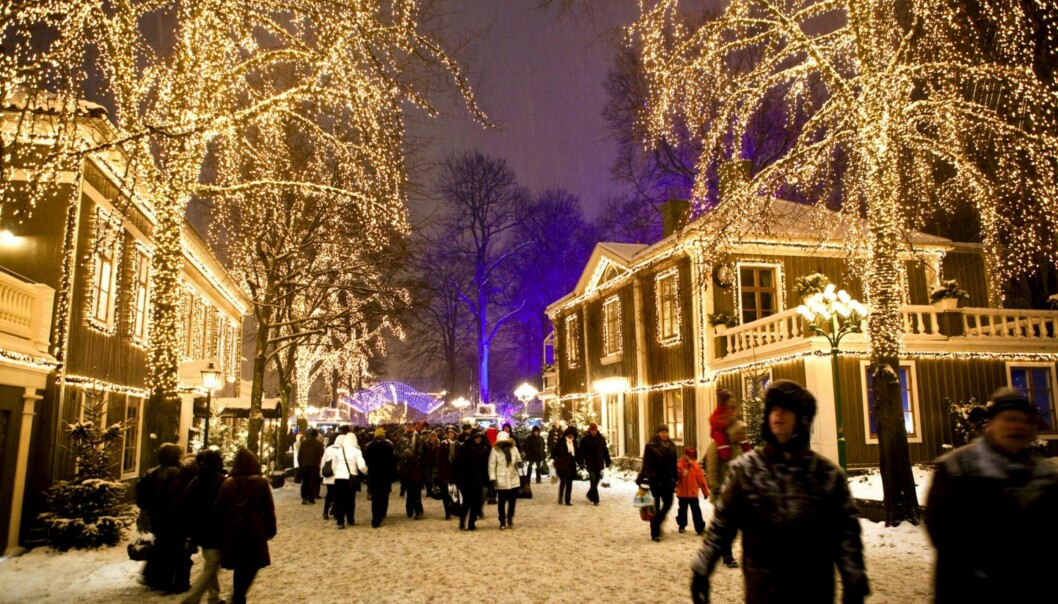 JULEMARKED: Besøk vakre Göteborg og kom i skikkelig julestemning!