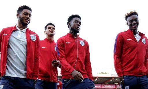 image: Tore André Flos gutter får drømmesjanse på Englands A-landslag