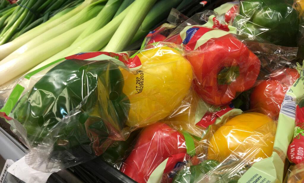 image: Derfor er plastemballasje på frukt og grønt bra for miljøet