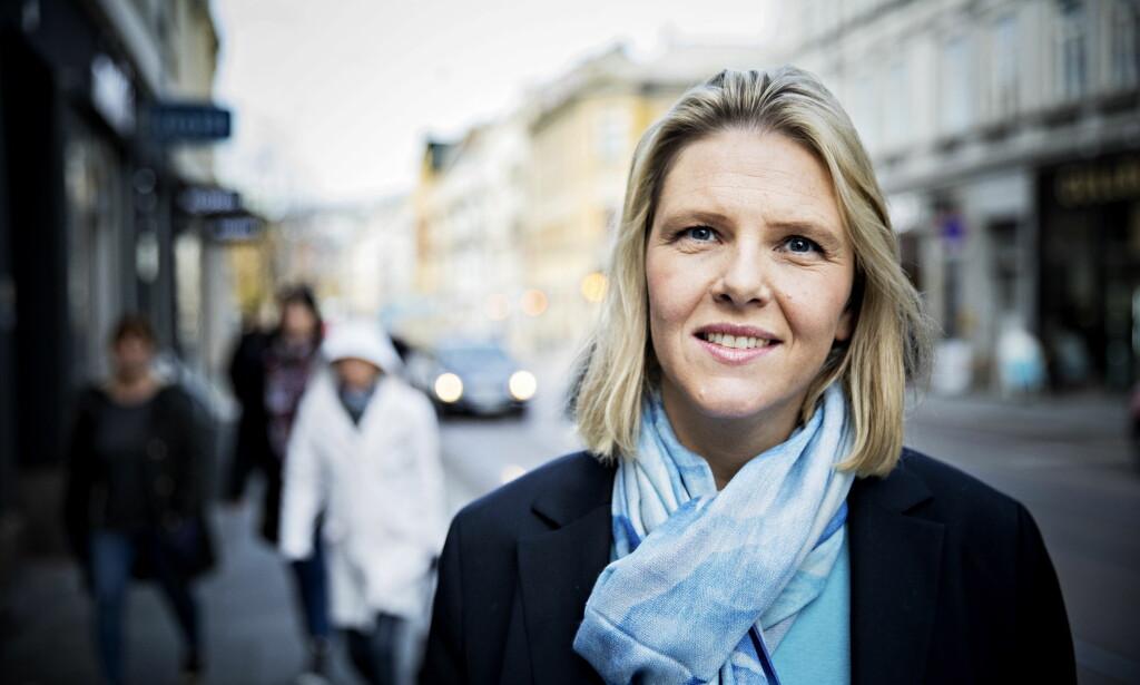SSB-TALL: Innvandrings- og integreringsminister Sylvi Listhaug mener tall fra Statistisk sentralbyrå (SSB) om kriminalitet blant innvandrere er sminket. Artikkelforfatteren er uenig. Foto: Nina Hansen / Dagbladet