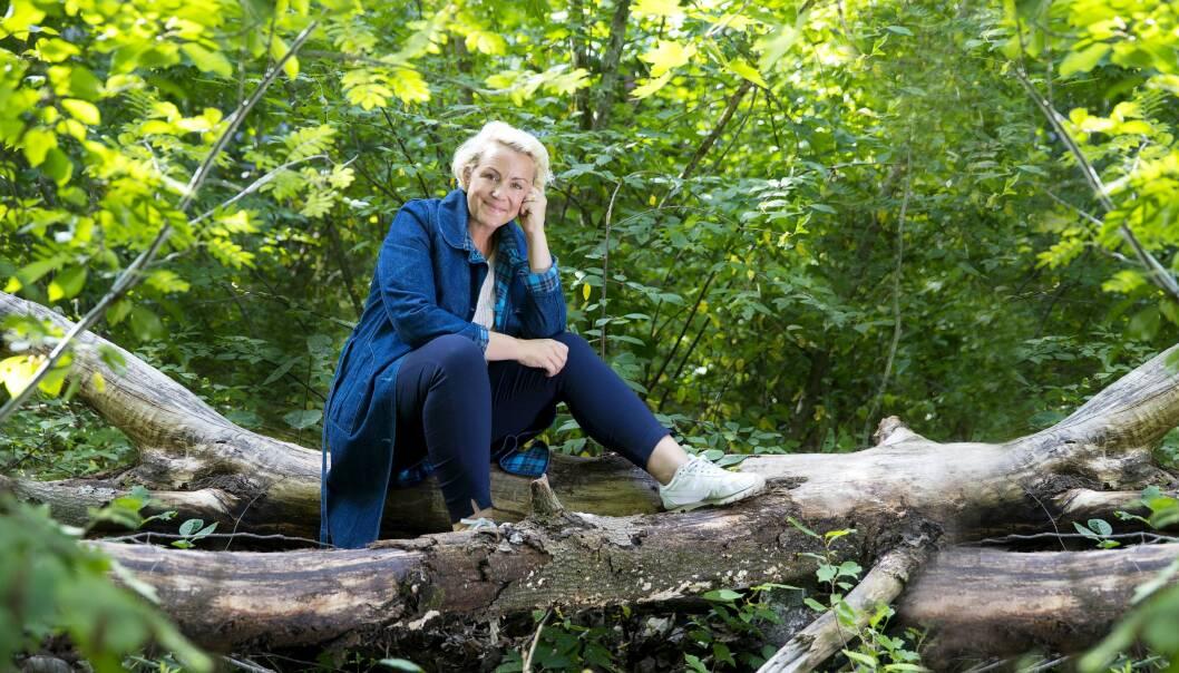 LAGT INN: Karin var ikke enig, men gikk likevel med på å bli på psykiatrisk akuttmottak noen dager. Foto: Stefan Jerrevång