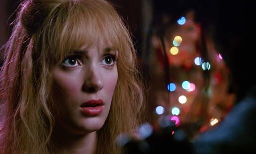 EDWARD SAKSEHÅND: Winona Ryder spilte mot Johnny Depp i «Edward Saksehånd» i 1990. Foto: 20th Century Fox