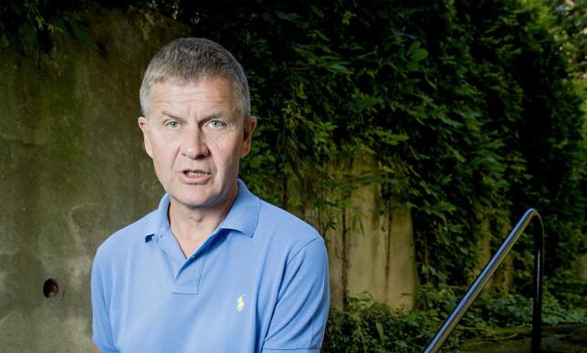 - IKKE I NÆRHETEN: Erik Solheim, sjef for FNs miljøprogram UNEP, mener verden ikke er i nærheten av å gjøre nok for å bremse klimaendringene. Foto: Bjørn Langsem / DAGBLADET