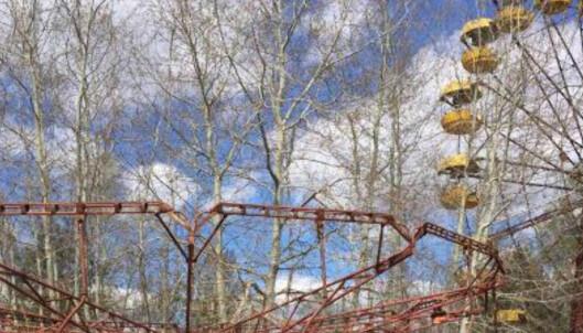 Tsjernobyl gjenoppstår - som turistattraksjon