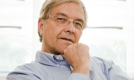 VARME OPPDAGELSER: Professor Odd-Arne Olsen,. Foto: Håkon Sparre, NMBU.