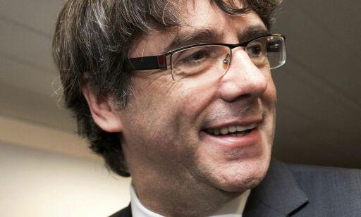 image: Catalonias Puigdemont har overgitt seg til belgisk politi