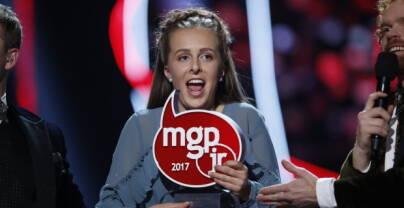 Melodi Grand Prix Junior 2019 - Kjendisdatter vant MGPjr