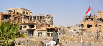 Etter Raqqas fall er IS raka fant