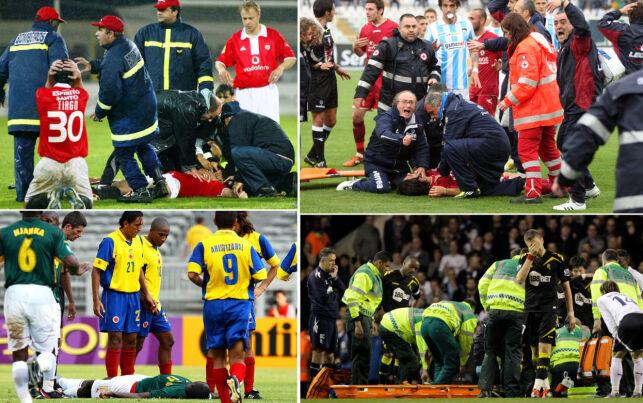 image: Dødsfallene som rystet fotballen