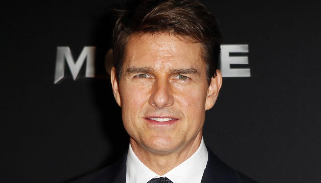 Tom Cruise på plass i Stavanger