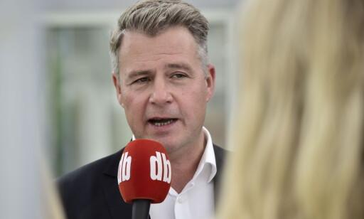 RYKER UT: Per-Willy Amundsen Foto: Lars Eivind Bones / Dagbladet